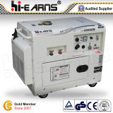 Silent Type Diesel Welding machine with generator function (DG6500SEW)