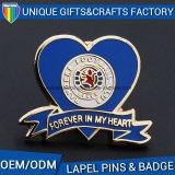 Promotional Hot Sale Printed Logo Metal Pin Badge