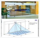 Double Glass Automatic Sliding Door