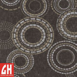 Circle Design Vinyl Wallpaper (LU1807-4)