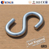 AISI316 Stainless Steel Polished Standard S Hook