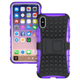 Tyre Hybrid Dual Layer Rubber Shockproof Case for iPhone 8
