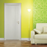 Painted Flush Wood Door Made in China