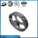 Steel Forged Alloy Forging Metal Forge Belt Pulley with Machining