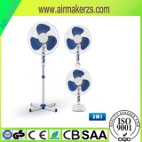 "16"" Electric Air Cooling Oscillating Stand Fan SAA/Ce"