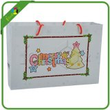 Colorful Holiday Paper Gift Packing Bag Shopping Bag