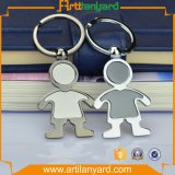 Blank Metal Key Chain for Customer Logo
