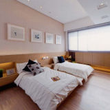 New Design Beautiful Headboard Hotel Furniture (EMT-SKA02)