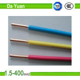 Single Core Copper Conductor PVC Wire BV/Bvr for Building Household