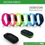 Silicone OLED Bluetooth Sport Fitness Activity Smart Wristband Bracelets