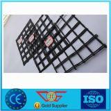 Biaxial Fiberglass Geogrid 100-100kn/M