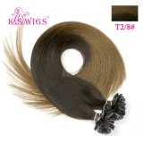 Top Quality Keratin Hair Extension U-Tip Remy Hair