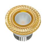 High Quality Brass COB 10W LED Spotlight and Downlight