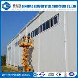Pre-Engineered Steel Frame Warehouse (SL-0043)