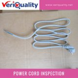 Reliable Quality Control Inspection Service for Power Cord at Yuyao, Zhejiang
