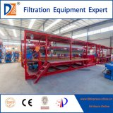 Dazhang Water Treatment Filter Press Machine with Drip Tray