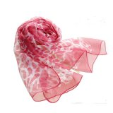 New Fashion Leopard Silk Scarf for Lady