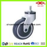125mm Swivel Screw Castor Wheel (L503-39E125X32C)