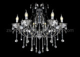 Antique Crystal Iron Lamp Chandeliers (8016-3)