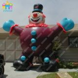 New Design Advertising Inflatable Funny Snowman Model with High Quality