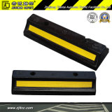 Underground Garage Recycled Rubber Parking Safety Stops (CC-D03)