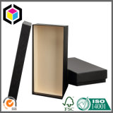 Various Luxury Black Texture Paper Cardboard Gift Box with Lid
