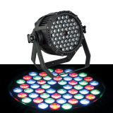 54X3w RGB 3in1 LED Waterproof PAR Can Light
