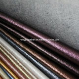 Synthetic Glitter PU Leather for Sofa & Chair (Hongjiu-806#)