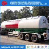 Tri-Axle 20tons LPG Gas Tanker Semi-Trailer 25tons LPG Tanker Trailer