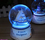 Polyresin Snowglobe Water Globe for Decoration