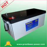 Excellent Quality 12V Solar Battery Solar Power Storage Battery Deep Cycle Gel Battery 200ah
