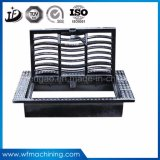 OEM Square Casting Iron Locking Manhole Cover for Rainwater Drainage