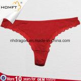 Sexy Ladies Lacework G String Panties Thongs for Women