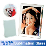 Various Shapes Sublimation Printing Blank Crystal Glass Photo Frame