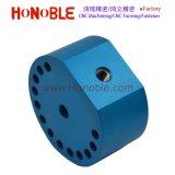 Shenzhen CNC Machining/Machine/Turning Anodizing Automobile Aluminum Part of Blue Colour