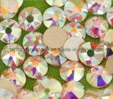 2088 Wholesale Glass 5A Quality Flat Back Non Hotfix Crystal Rhinestone (FB-ss10 crystal ab/5A)
