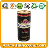 1 Liter Tinplate Easy Open Lid Beer Metal Cans