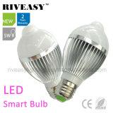 5W LED Induction Light LED Bulb