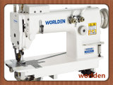 Wd-3800-2pl High Speed Chain Stitch Industrial Sewing Machine (with puller)