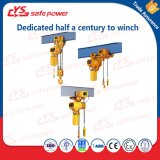 Factory Sale Electric Chain Hoist with Moving Vehicle
