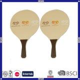 Custom Made Wood Beach Racket