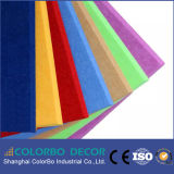 Ce Approved 100% Pet Polyester Fiber Wall Acoustic Panel (soundproof)