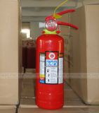 2lbs ABC Dry Chemical Powder Fire Extinguisher