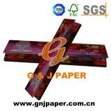 Various Types Smoking Paper in Sheet Packing