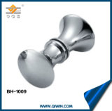 Glass Door Mushroom Shape Bathroom Knob