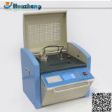 Insulation Oil DC Resistivity and Oil Dielectric Loss Factor Tester
