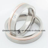 Fashion Stainless Steel Couple Rings