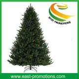 2017 Artificial Plastic Pine Needle Christmas Tree with Decorations