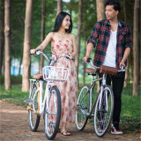 Silver Style 2016 Road Bicycle Retro Bikes