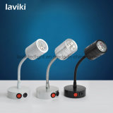 1-3W/3-9W Portable LED Spot Light with Rechargeable Polymer Lithium Battery